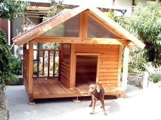 2007夏の新作犬小屋 [ vol:213 ]