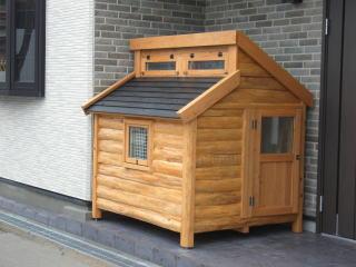 家のデザインにあう犬小屋 [ vol:214 ]