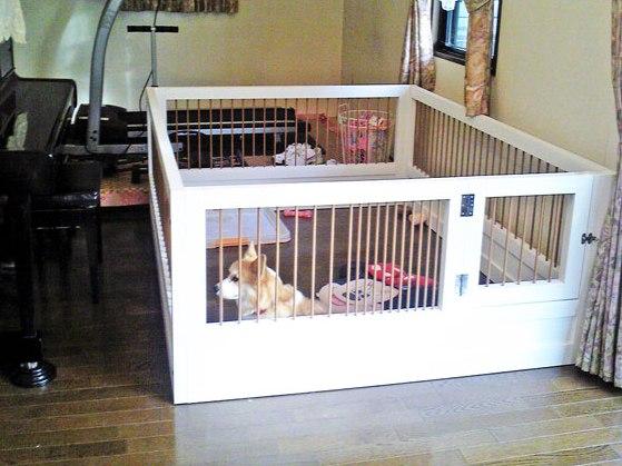 室内犬用サークル [ vol:207 ]